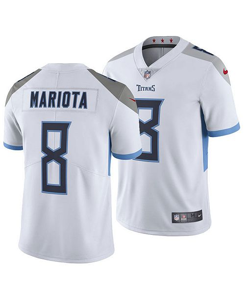 big sale 8b770 4b4f8 Men's Marcus Mariota Tennessee Titans Vapor Untouchable Limited Jersey
