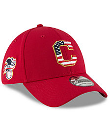 New Era Cleveland Indians Stars and Stripes 39THIRTY Cap