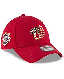 New Era Washington Nationals Stars and Stripes 39THIRTY Cap