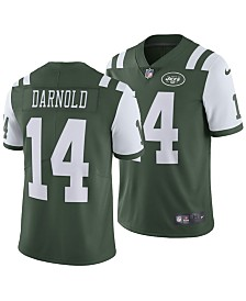 8184684cb Nike Men s Sam Darnold New York Jets Vapor Untouchable Limited Jersey