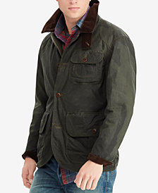 Polo Ralph Lauren Men's Oilcloth Jacket