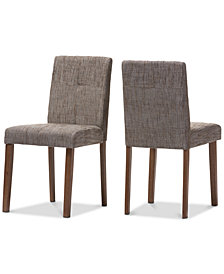Thais Dining Chair (Set Of 2), Quick Ship