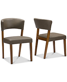 Arwia Dining Chair (Set of 2), Quick Ship