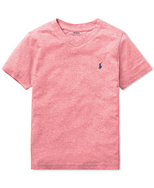 Polo Ralph Lauren Little Boys Jersey T-Shirt