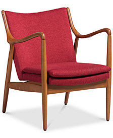 Audie Accent Chair, Quick Ship