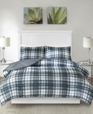 Parkston Reversible 3-Pc. Full/Queen Comforter Set