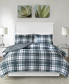 Madison Park Essentials Parkston Reversible 3-Pc. King/California King Comforter Set