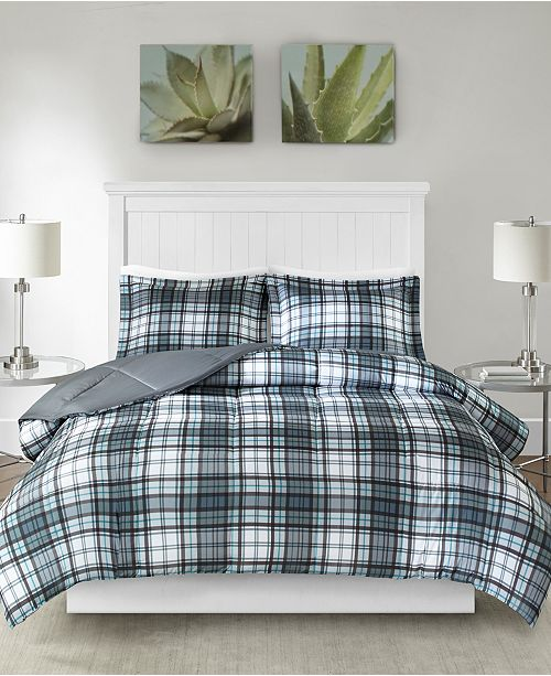 Madison Park Parkston 3-Pc. Down Alternative Comforter Sets