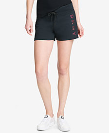 DKNY Sport French Terry Logo Shorts