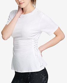 DKNY Sport Side-Tie T-Shirt