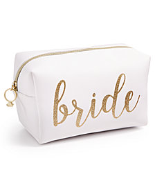 Celebrate Shop Bride Cosmetic Case