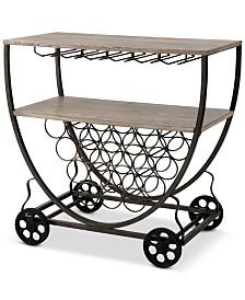 Brock Bar Cart, Quick Ship