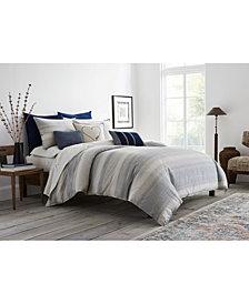 ED Ellen Degeneres Jaspe Grey King Comforter Set