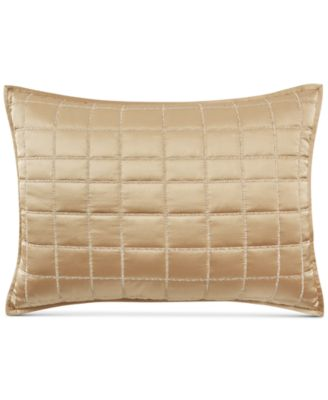 Mosaic Grid Quilted Standard Sham, Created for Macy's