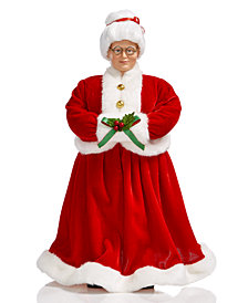 Holiday Lane Standing Mrs. Claus, Created for Macy's