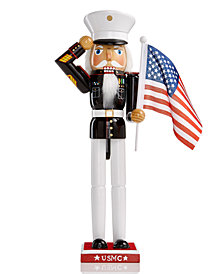 Holiday Lane USMC Nutcracker, Created for Macy's