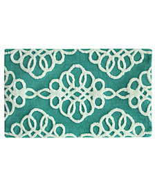 "Jessica Simpson Marley Cotton 21"" x 34"" Bath Rug"