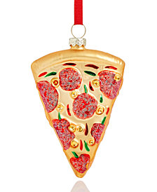 Holiday Lane Pizza Ornament, Created for Macy's