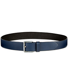 Hugo Boss Men's Leather Jeeko Belt