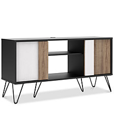 Breece Medium TV Stand, Quick Ship