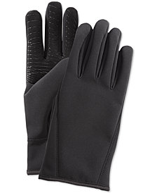 Fownes Men's Stretch Soft-Shell Gloves