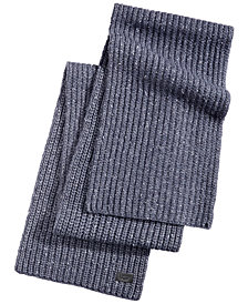 UGG® Men's Cardigan-Stitch Scarf