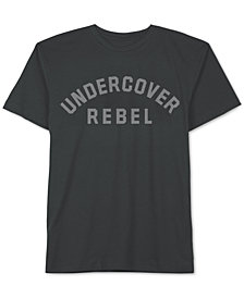 Jem Toddler Boys Undercover Rebel Graphic-Print T-Shirt