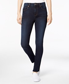 STS Blue Ellie Raw-Hem Skinny Jeans