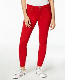 STS Blue Emma Raw-Hem Skinny Jeans