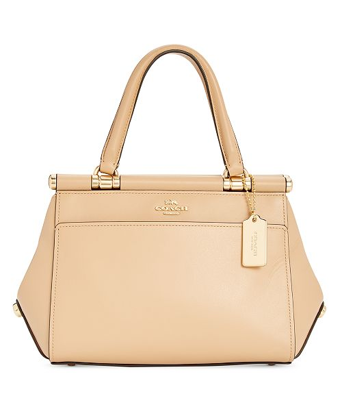 4c9d58afb5ec COACH Grace 20 Bag in Refined Leather   Reviews - Handbags ...