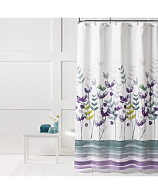 Saturday Knight Ltd. Watercolor Meadows Shower Curtain