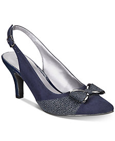Karen Scott Gladiss Slingback Pumps, Created for Macy's