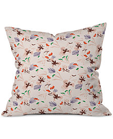Deny Designs Holli Zollinger Anthology of Pattern Seville Garden Light Throw Pillow