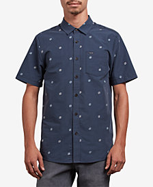 Volcom Men's Geometric Pocket Shirt