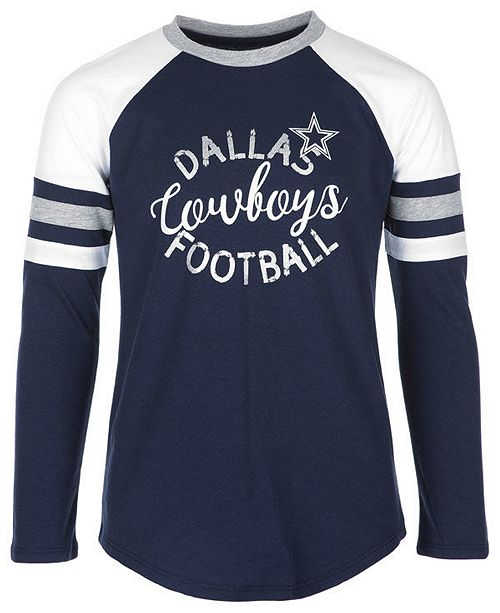 reputable site 44dce bc6c1 Authentic NFL Apparel Dallas Cowboys Prim Long Sleeve T ...