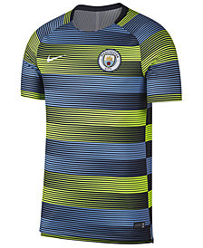 Nike Men's Manchester City Club Team Dry Squad Top GX2