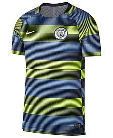 Nike Men's Manchester City Nike Club Team Dry Squad Top GX2