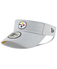 New Era Pittsburgh Steelers Training Visor
