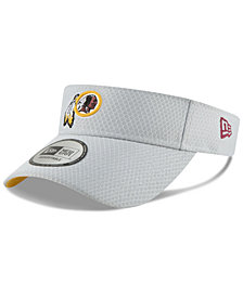 New Era Washington Redskins Training Visor