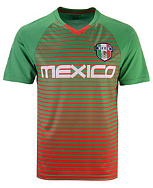 Majestic Men's Mexico National Team V-Neck Poly T-Shirt