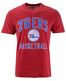 '47 Brand Men's Philadelphia 76ers 6th Man T-shirt