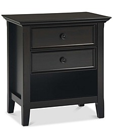 Canton Bedside Table, Quick Ship