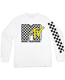 Freeze 24-7 Men's MTV Graphic T-Shirt