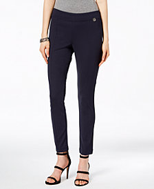 Tommy Hilfiger Pull-On Ponte Skinny Pants
