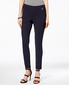 bbd22a85 Stretchy Tommy Hilfiger Womens Pants - Macy's