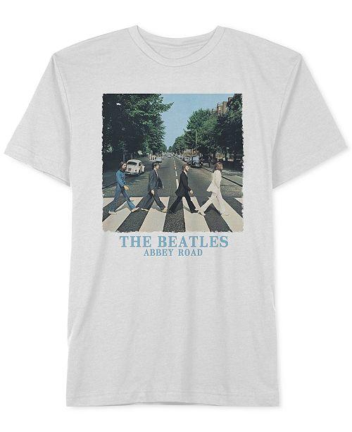 23d04021 Hybrid Men's Big & Tall Beatles Graphic T-Shirt & Reviews - T-Shirts ...
