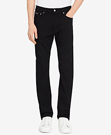 Calvin Klein Jeans Men's Big and Tall Straight-Fit Stretch Jeans,CKJ 035