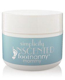 Mommy Unscented Lite Foot Cream, 8-oz.