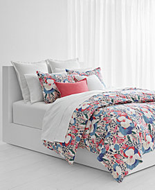 Lauren Ralph Lauren Sophie Cotton Floral 3-Pc. King Duvet Set