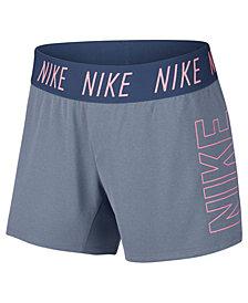 Nike Big Girls Dry Training Shorts